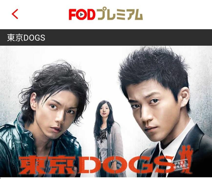 東京DOGSを1話~最終回のフル動画を無料視聴する方法
