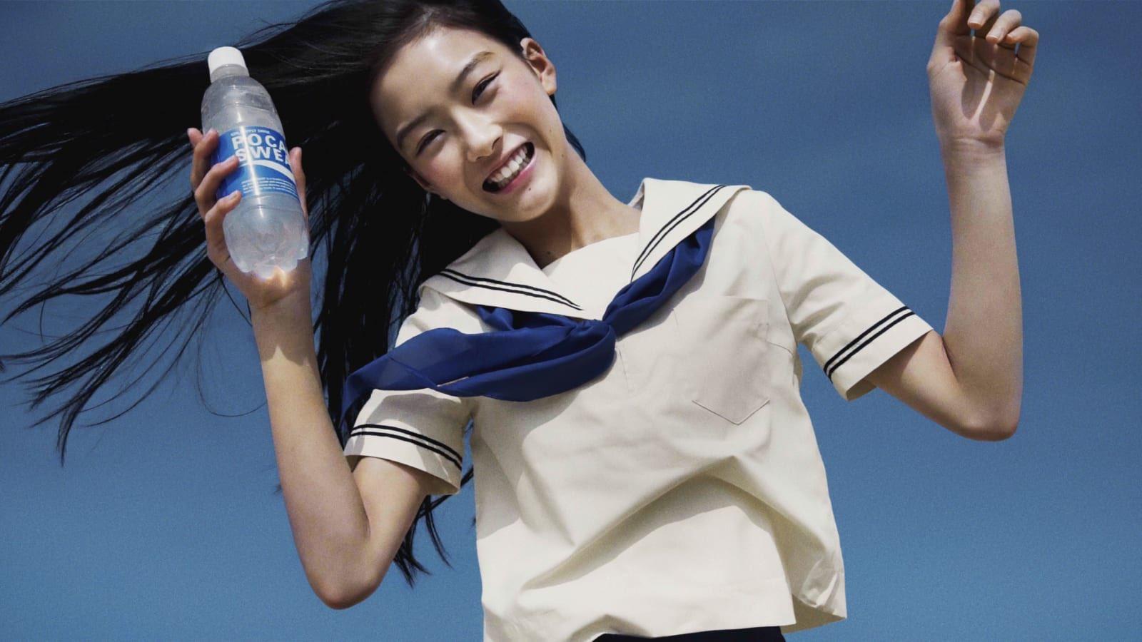 汐谷友希ポカリスウェットCMに!高校や水着インスタ画像等プロフ
